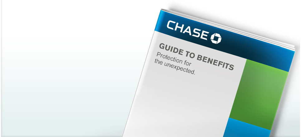 GUIDE TO BENEFITS. Protection for the unexpected.